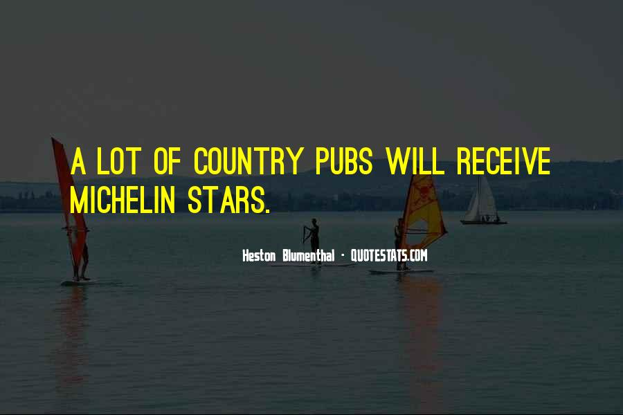 Quotes About Pubs #1454088