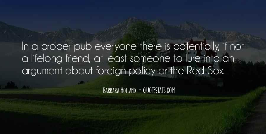 Quotes About Pubs #1814419