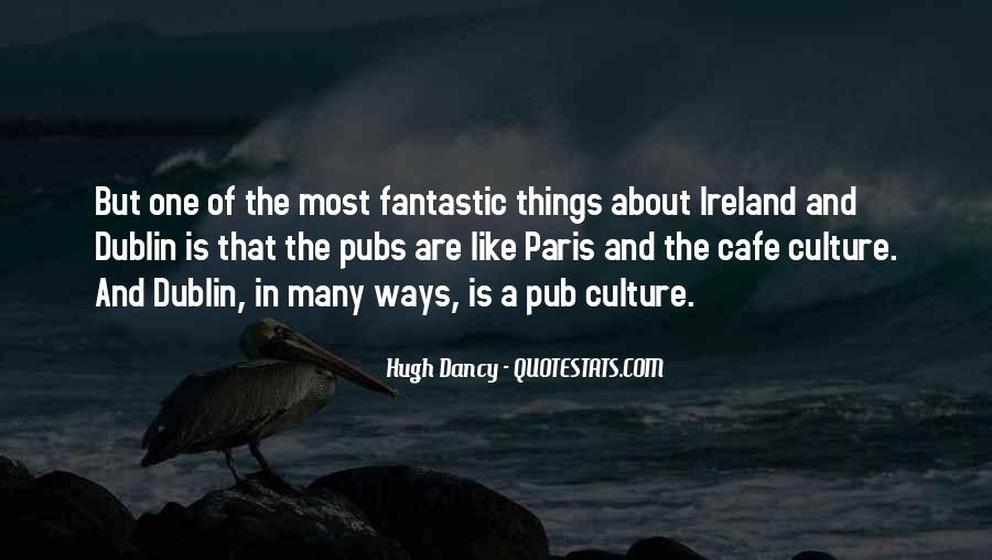 Quotes About Pubs #1874201