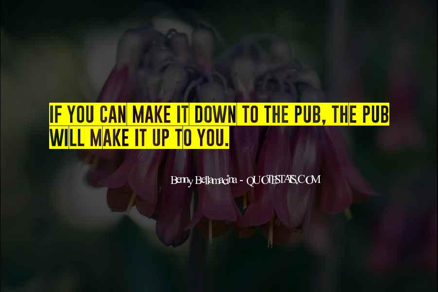 Quotes About Pubs #230906
