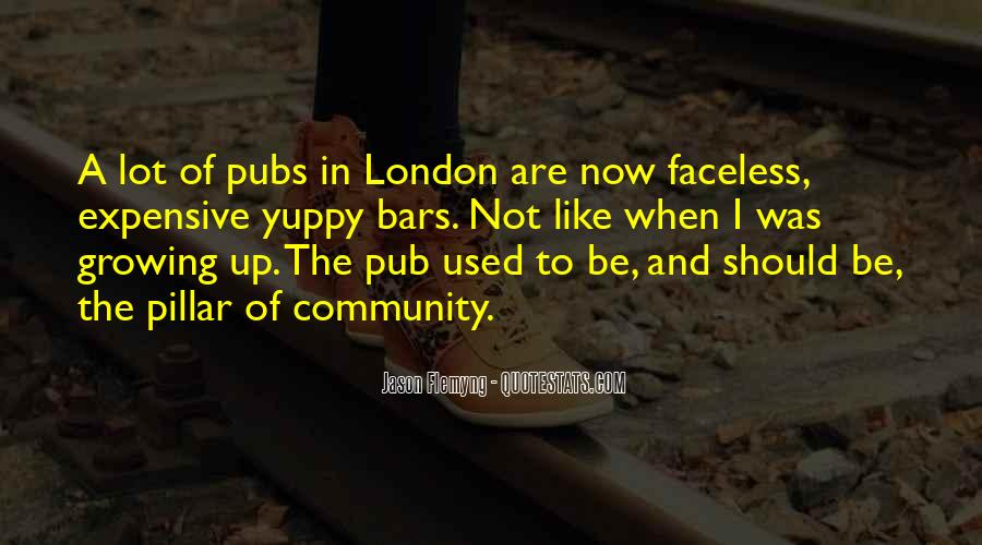 Quotes About Pubs #369968