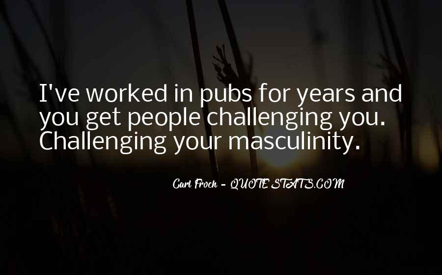 Quotes About Pubs #609535