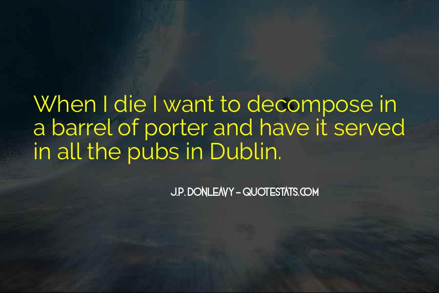 Quotes About Pubs #890020