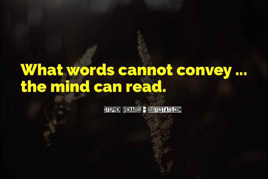 Quotes About Words And Power #105248