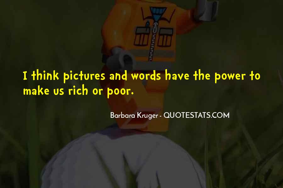 Quotes About Words And Power #139950