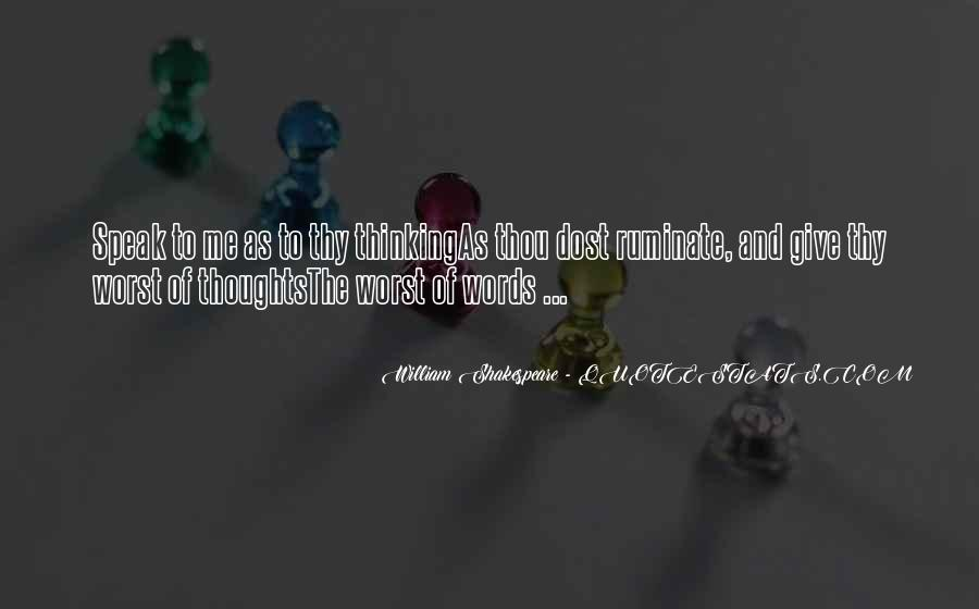 Quotes About Words And Power #203017