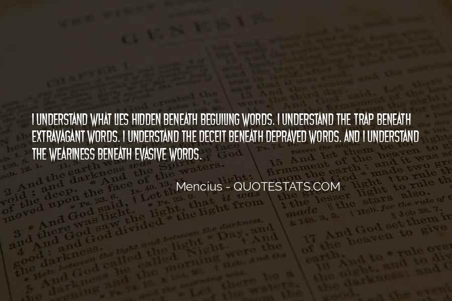 Quotes About Words And Power #220165