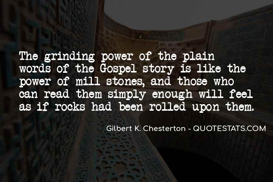 Quotes About Words And Power #287407