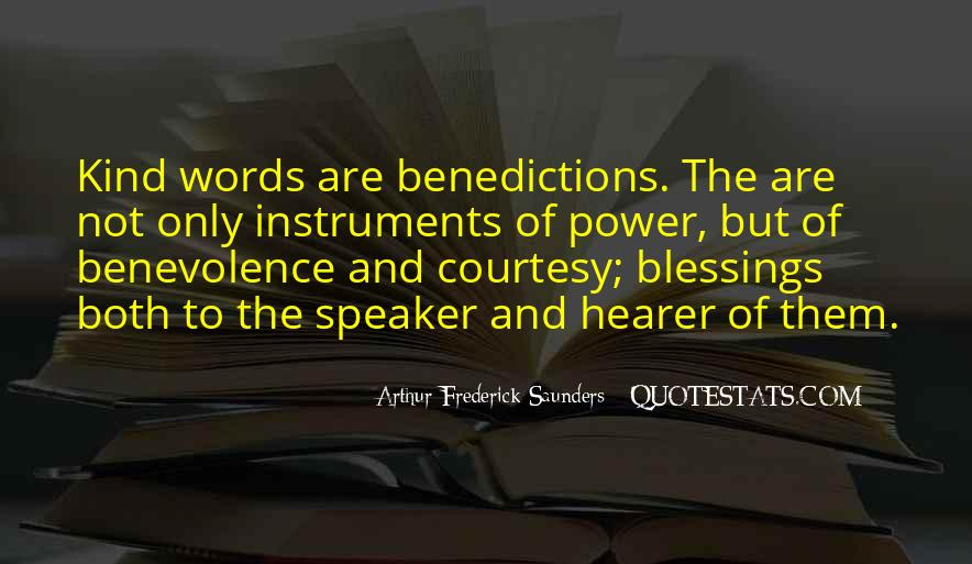 Quotes About Words And Power #290006