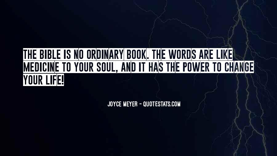 Quotes About Words And Power #353327