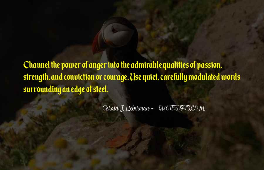 Quotes About Words And Power #385650