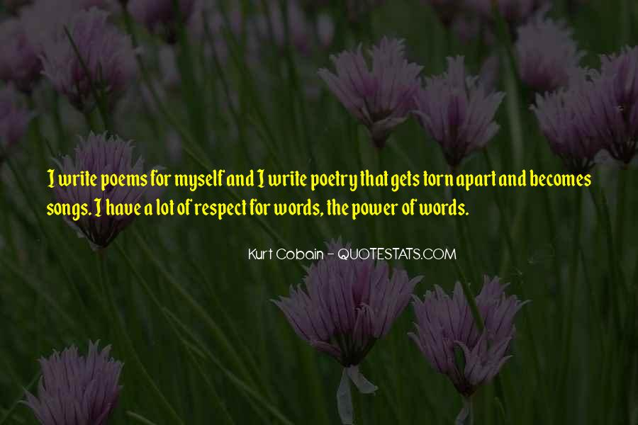 Quotes About Words And Power #78216