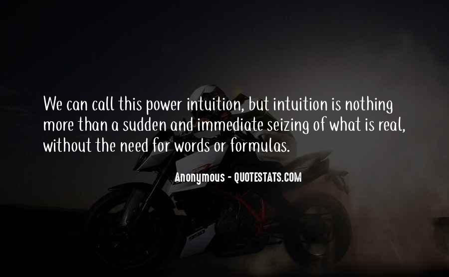 Quotes About Words And Power #85461