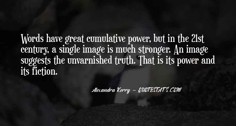 Quotes About Words And Power #93195