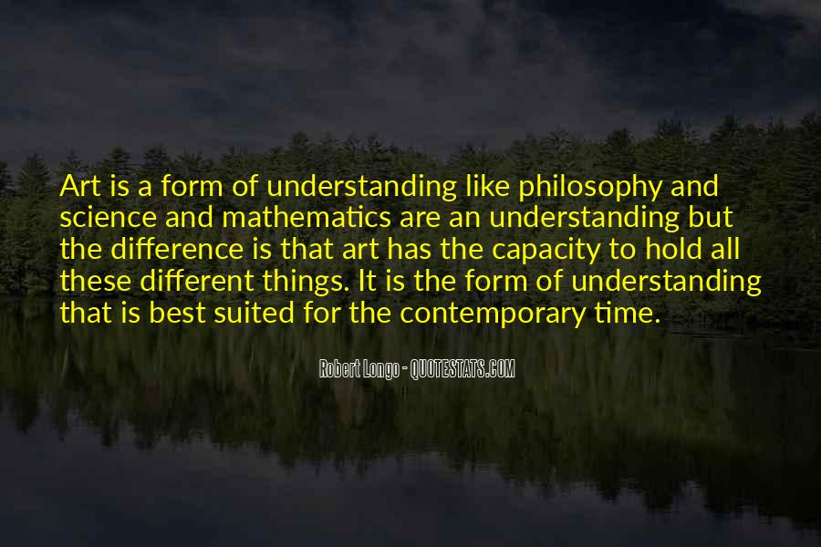 Quotes About Mathematics And Science #1112000