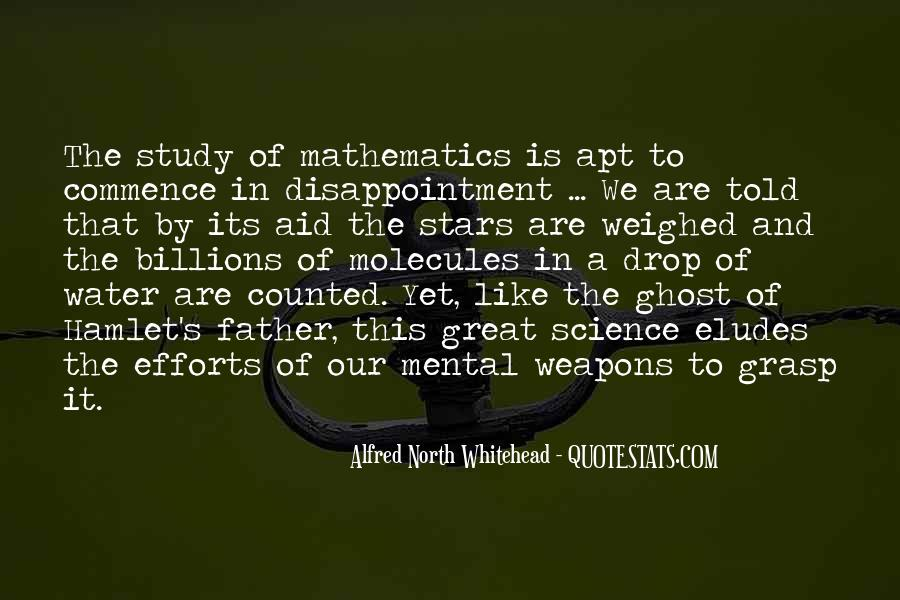 Quotes About Mathematics And Science #151457
