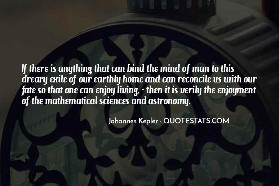 Quotes About Mathematics And Science #247901