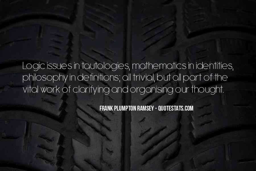 Quotes About Mathematics And Science #355075