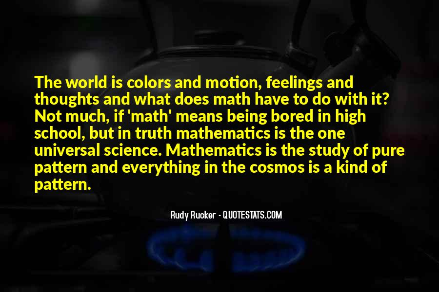 Quotes About Mathematics And Science #444842