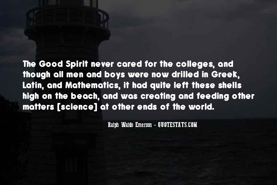 Quotes About Mathematics And Science #473921