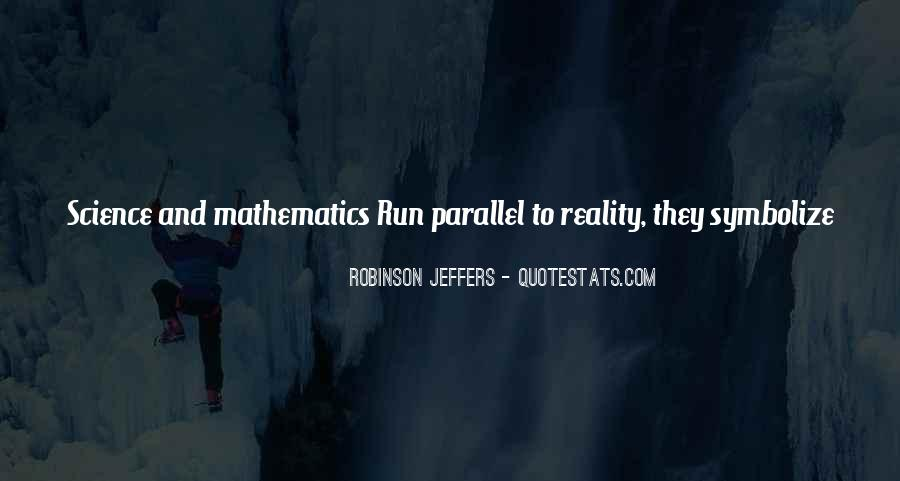 Quotes About Mathematics And Science #656995