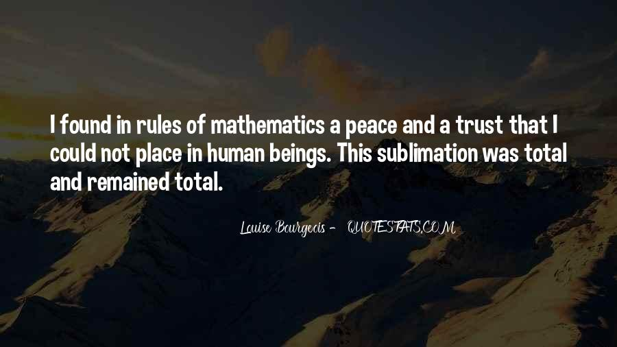 Quotes About Mathematics And Science #7219