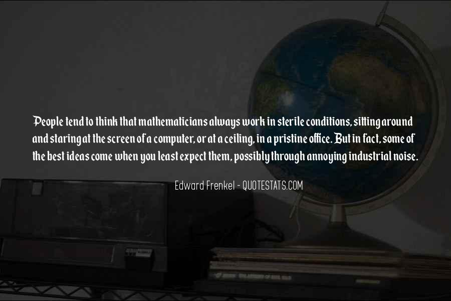 Quotes About Mathematics And Science #812171