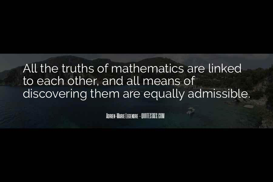 Quotes About Mathematics And Science #858979