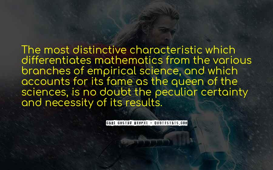 Quotes About Mathematics And Science #864874