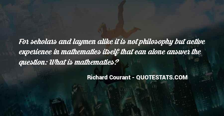 Quotes About Mathematics And Science #880241