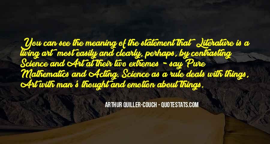 Quotes About Mathematics And Science #887314