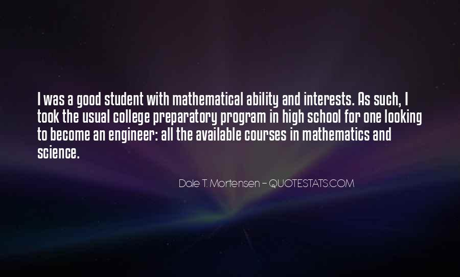 Quotes About Mathematics And Science #973987