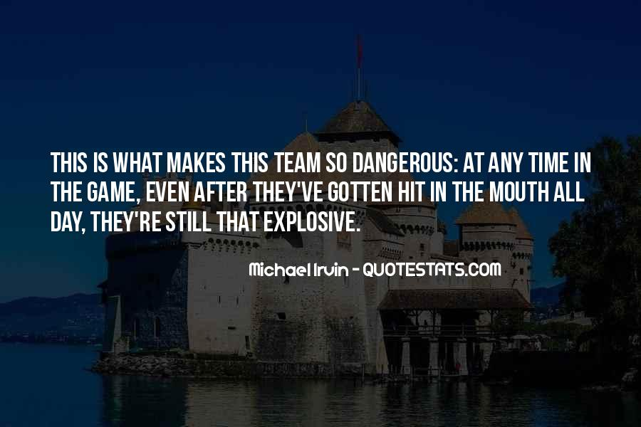 Quotes About The Most Dangerous Game #1177944