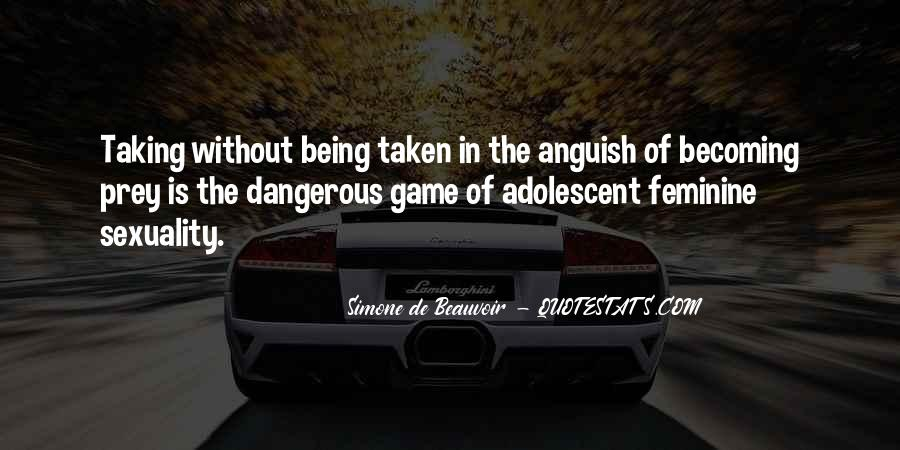 Quotes About The Most Dangerous Game #499468