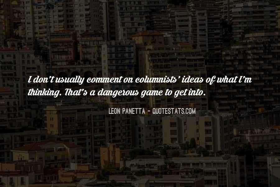 Quotes About The Most Dangerous Game #695226