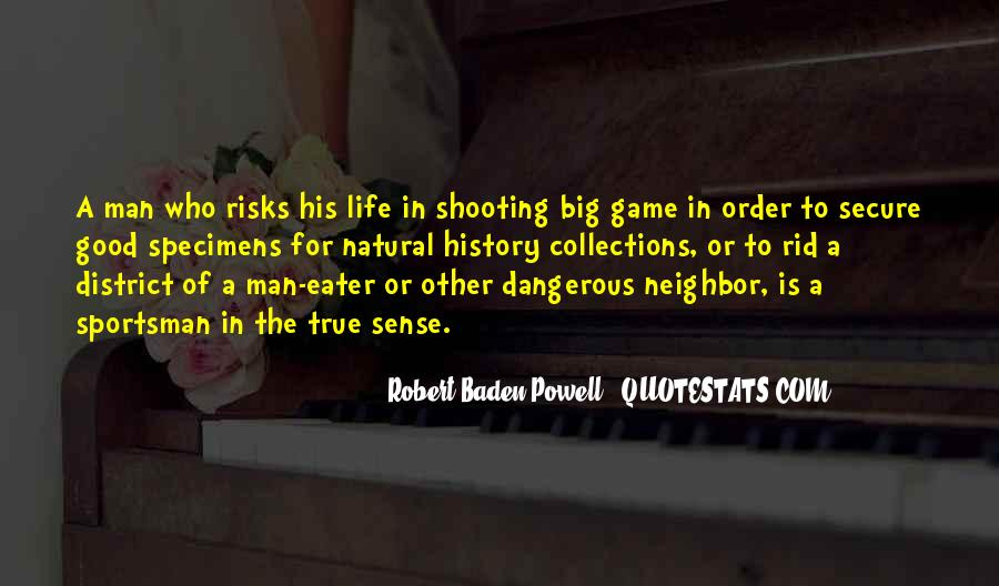 Quotes About The Most Dangerous Game #722995