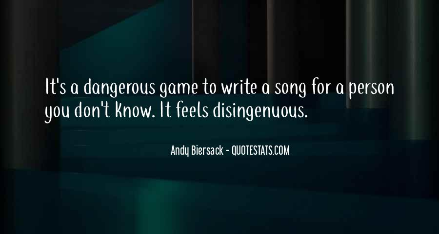 Quotes About The Most Dangerous Game #814600