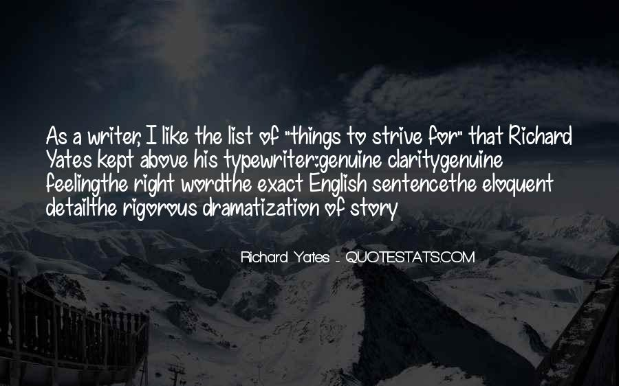 Quotes About Quotes Yates #1015148