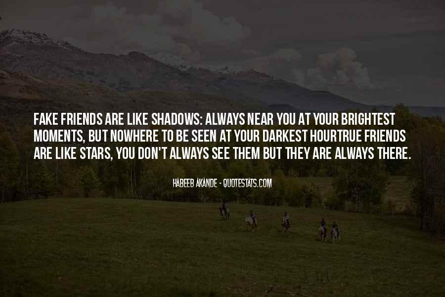Quotes About Friends Near And Far #1301836