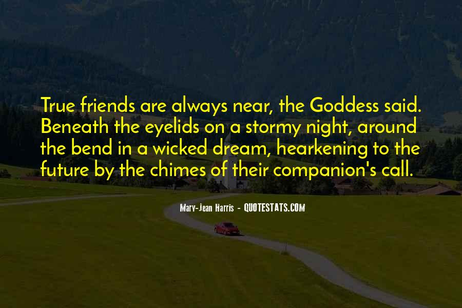 Quotes About Friends Near And Far #930657
