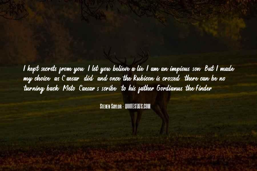 Quotes About A Father And Son #100263