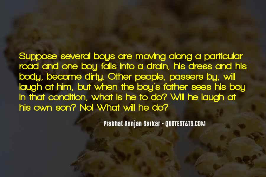 Quotes About A Father And Son #241776