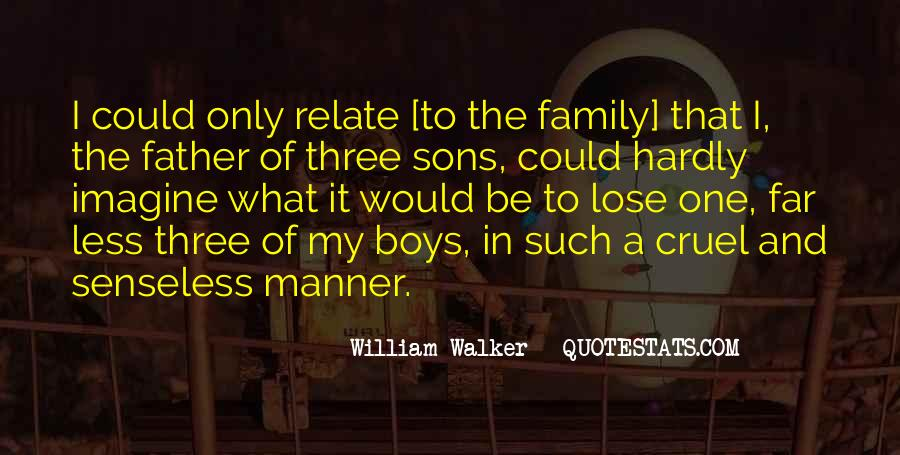 Quotes About A Father And Son #583488