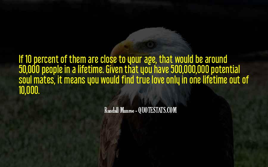 Quotes About What True Love Means #1678241