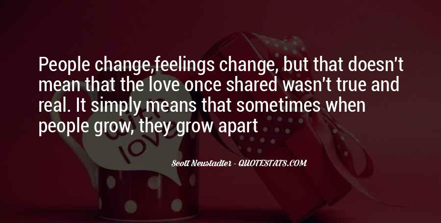 Quotes About What True Love Means #1812670