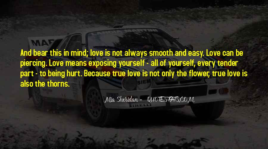 Quotes About What True Love Means #686265