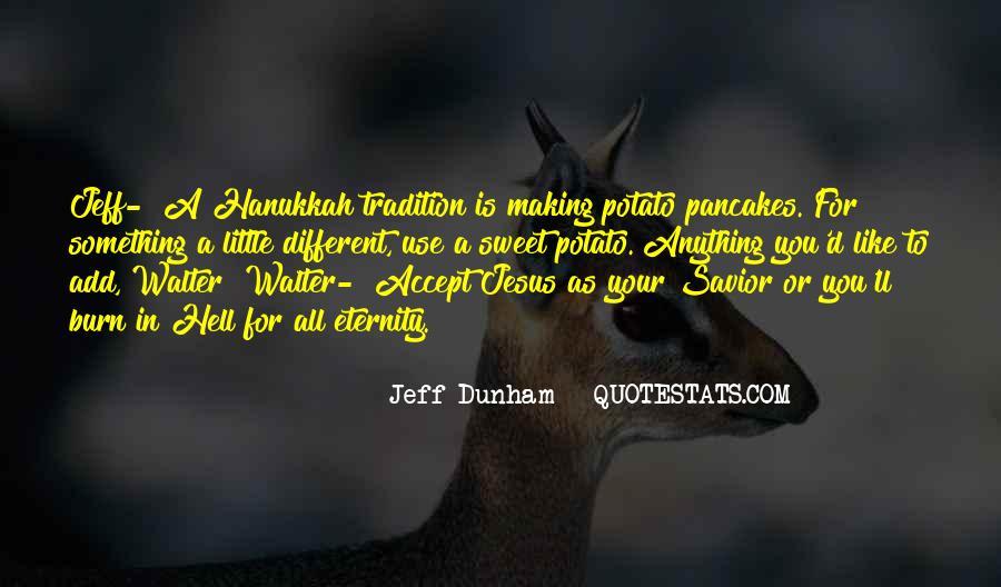 Quotes About Hanukkah #1007624