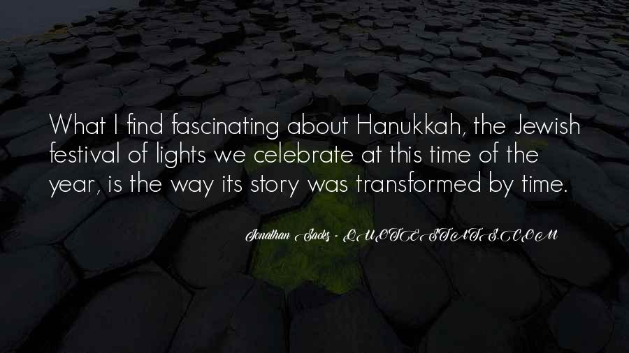 Quotes About Hanukkah #1074867