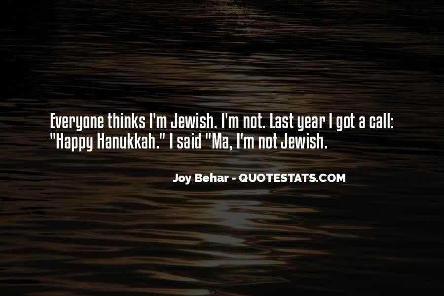 Quotes About Hanukkah #1487715