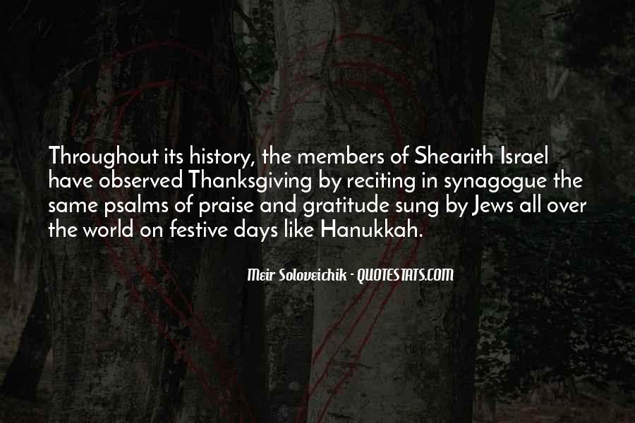 Quotes About Hanukkah #252851